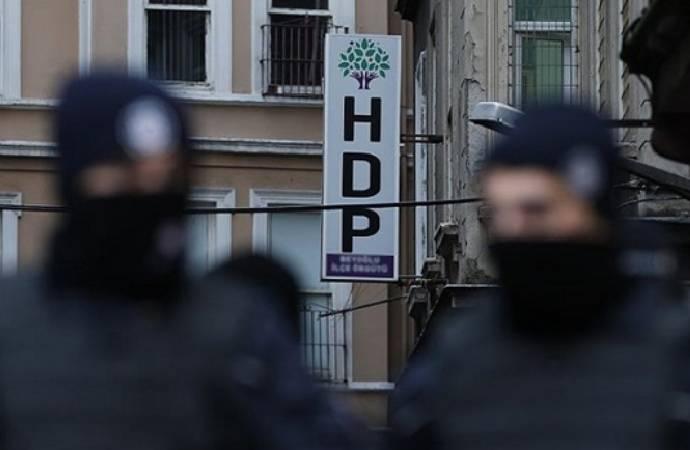 HDP'ye operasyon | 20 siyasetçi Ankara TEM'de, gizlilik kararı sürüyor
