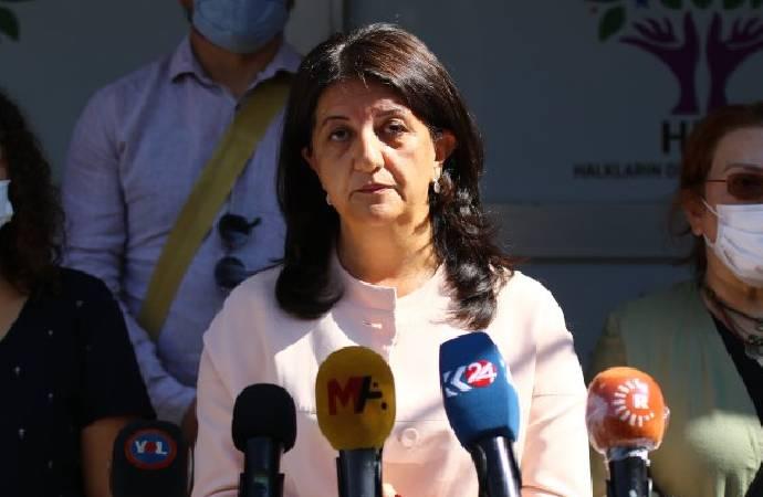 HDP Eş Genel Başkanı Buldan: 7 Haziran'ı hazmedemeyenlerin intikam operasyonu