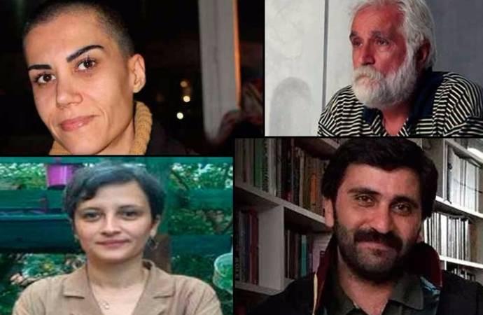 'İsimsizler Hareketi' soruşturmasında gözaltına alınanlar adliyeye sevk edildi