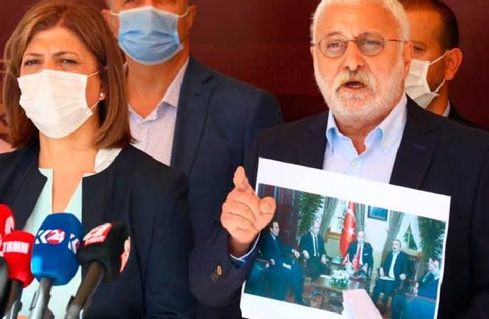 HDP: Bu fotoğraftakiler susamazsınız