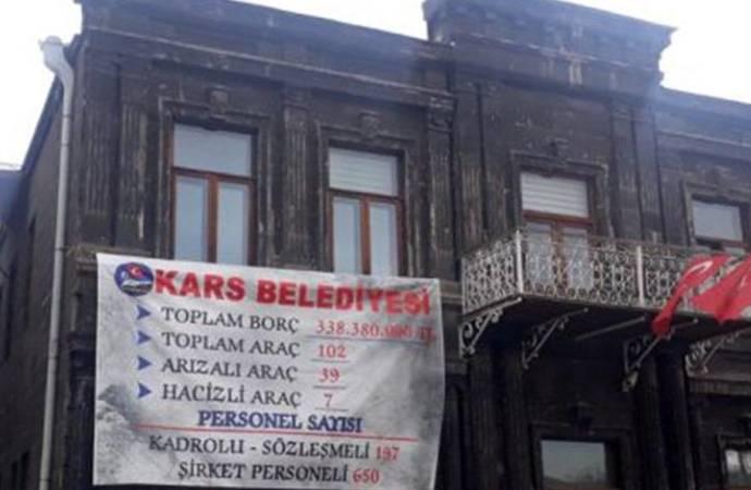 Ayhan Bilgen'in istifa açıklamasının ardından Kars Belediye Meclisi toplandı