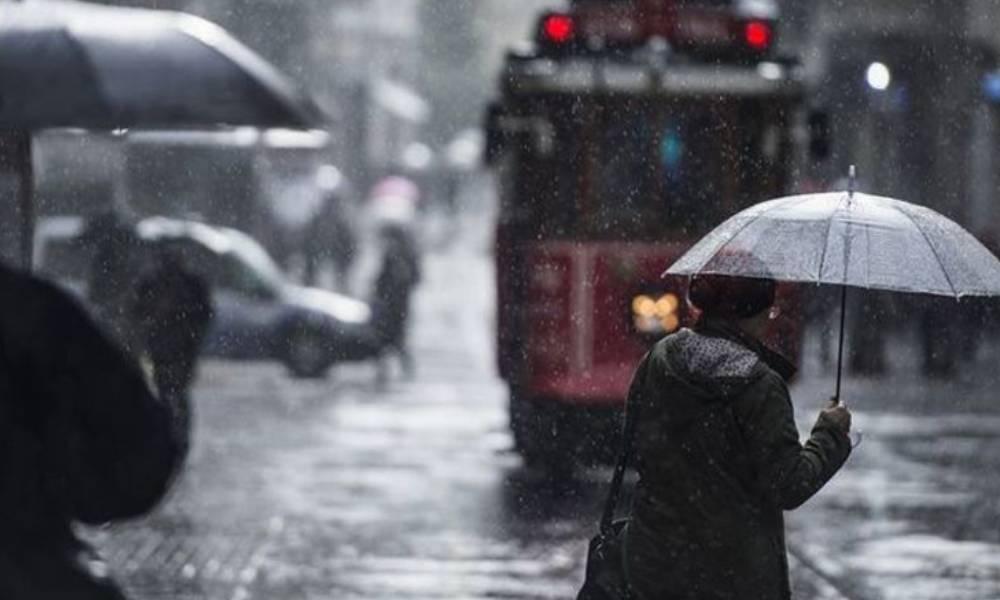 İstanbullular dikkat! Sağanak yağış geliyor