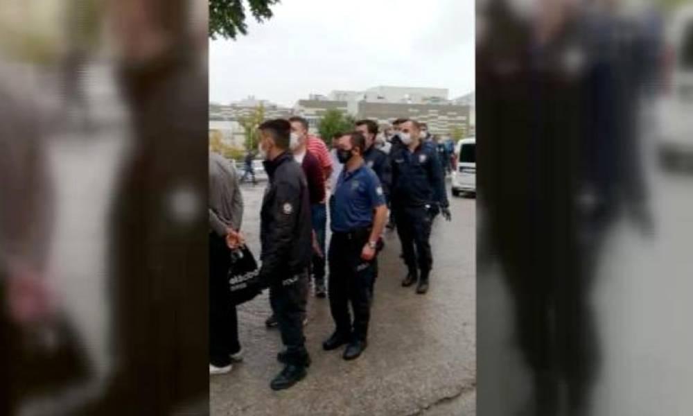 Hazine arazilerinde usulsüzlük operasyonu: 5 kişi tutuklandı