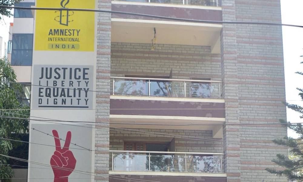 Banka hesapları dondurulmuştu! Uluslararası Af Örgütü Hindistan'daki faaliyetlerini durdurdu