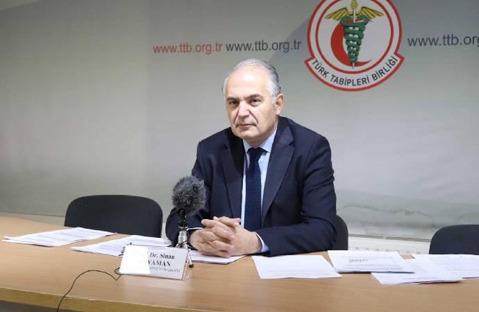 TTB Başkanı Adıyaman: Türkiye, yurt dışından gelenlere test yapmayan nadir ülkelerden