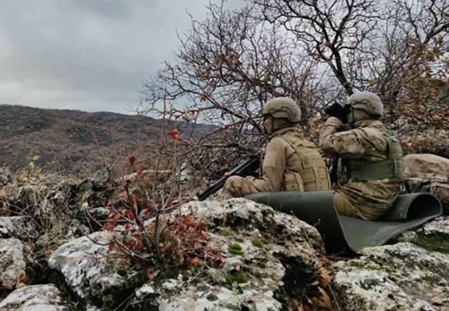 Mardin'de 'Yıldırım-8 Savur Operasyonu' başlatıldı