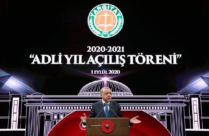 Erdoğan: Avukatlıktan teröristliğe uzanan bu kanlı yolun önünü keseceğiz
