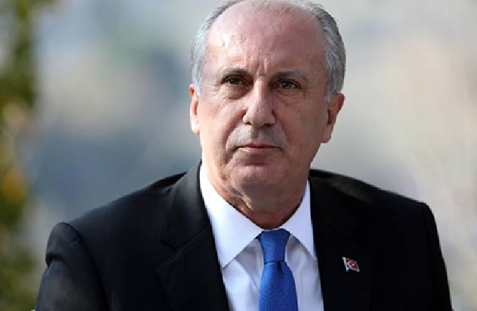 'CHP'li iki üye Muharrem İnce hakkında 'ihraç' istemiyle dilekçe verdi'