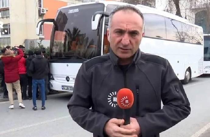 Gazeteci Rawin Sterk serbest bırakıldı