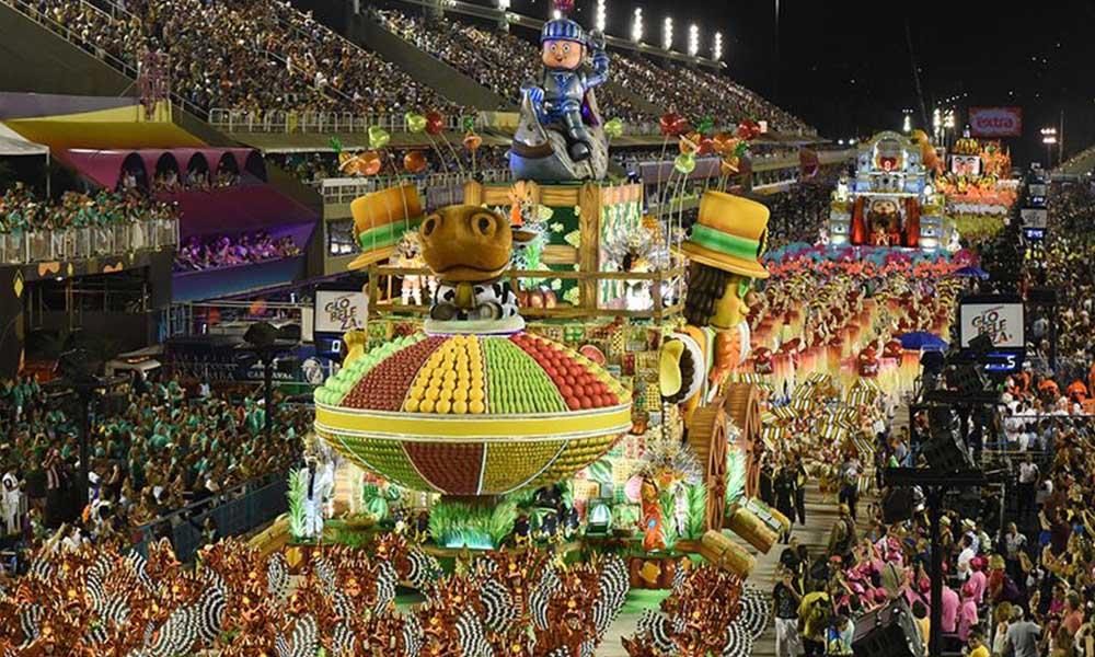 Rio Karnavalı geçit töreni 92 yıl sonra ilk defa yapılmayacak