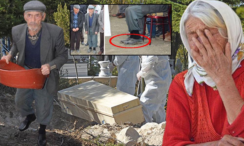 Yırtık ayakkabısıyla yürek burkmuştu, koronadan öldü: 'Oğluma ağlarken…'