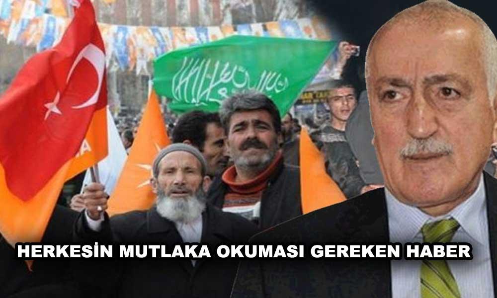 """""""Hizbullahçıları devlet kadrosuna almak için yasa çıkardılar"""""""