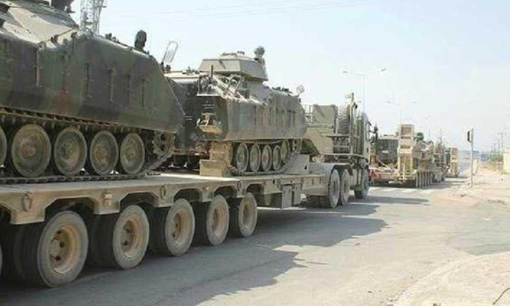 TSK Yunanistan sınırına tank sevk ediyor