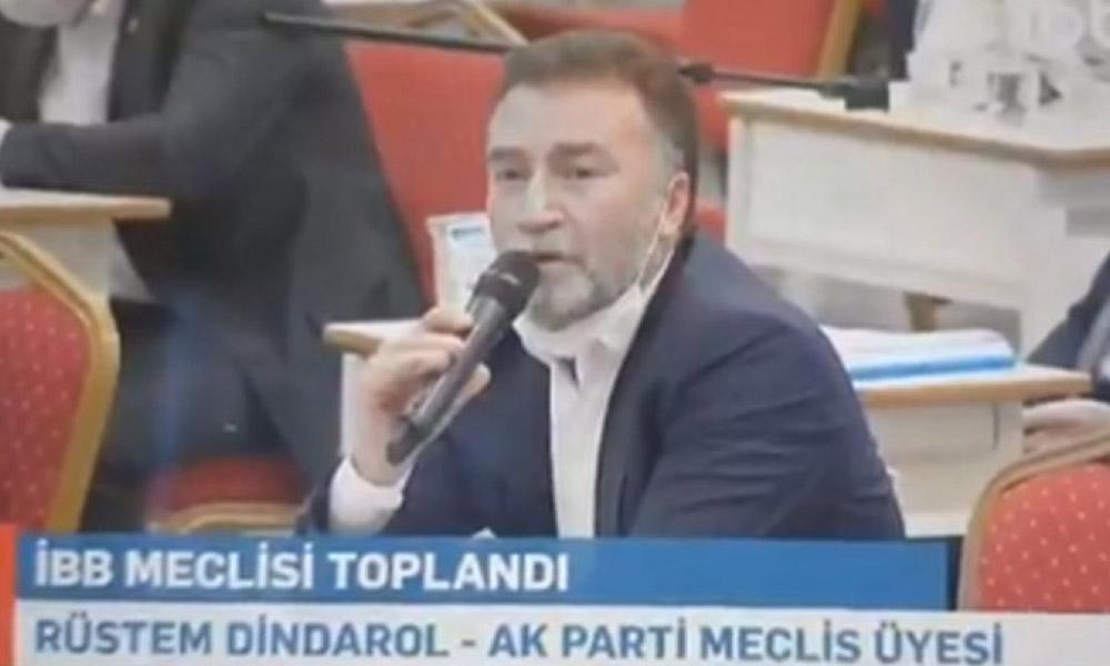 Herkes şaştı kaldı! AKP'li Meclis üyesinden pes dedirten çıkış