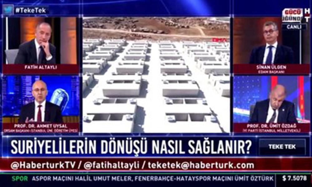 Balkan Türklerine skandal ifadelerde bulunan Ahmet Uysal'a zehir zemberek sözler!