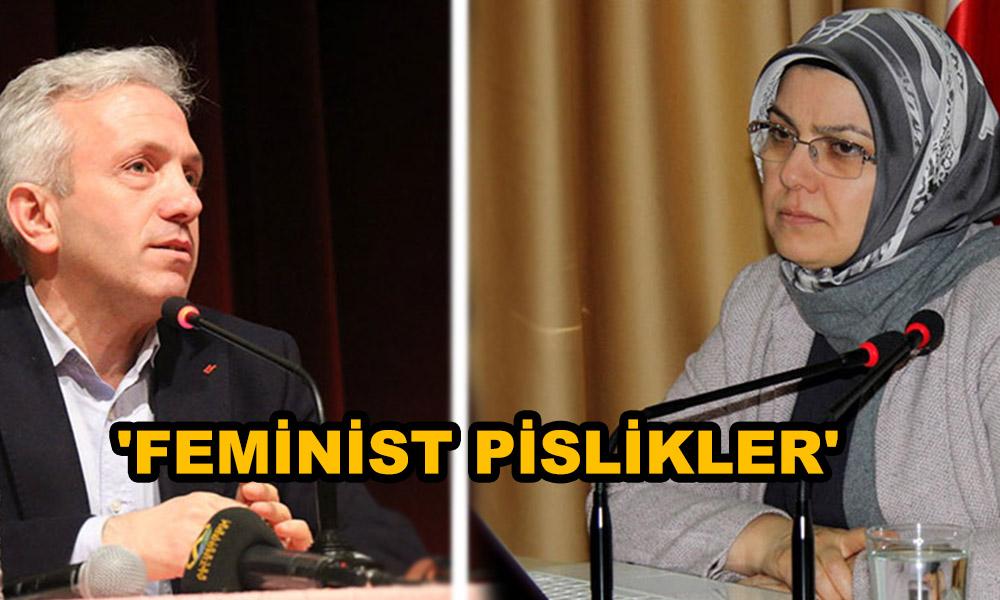 AKP'de kavga bitmek bilmiyor! Yandaş isimler birbirine girdi