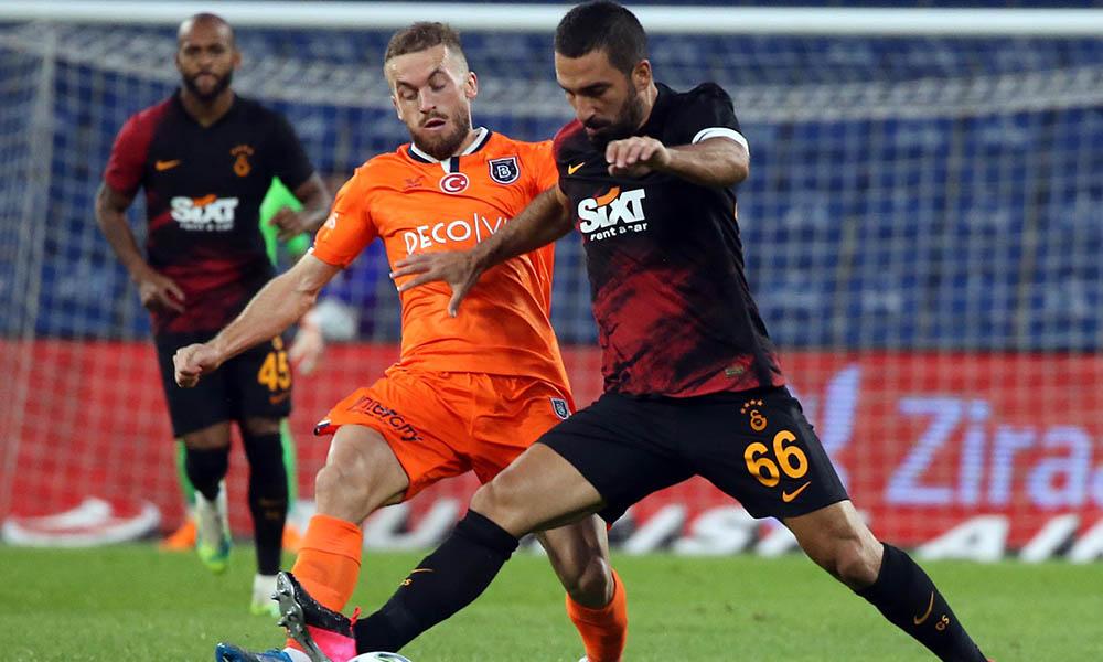 Galatasaray, Başakşehir deplasmanından 3 puanla döndü! İşte maç sonucu