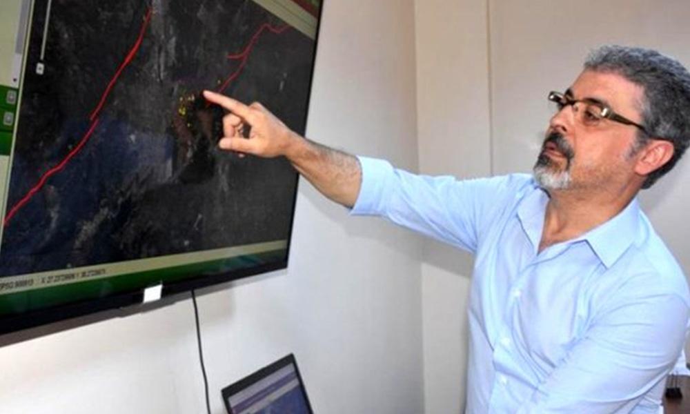 Prof. Dr. Sözbilir il ismi vererek uyardı: 7.2'lik deprem meydana gelebilir