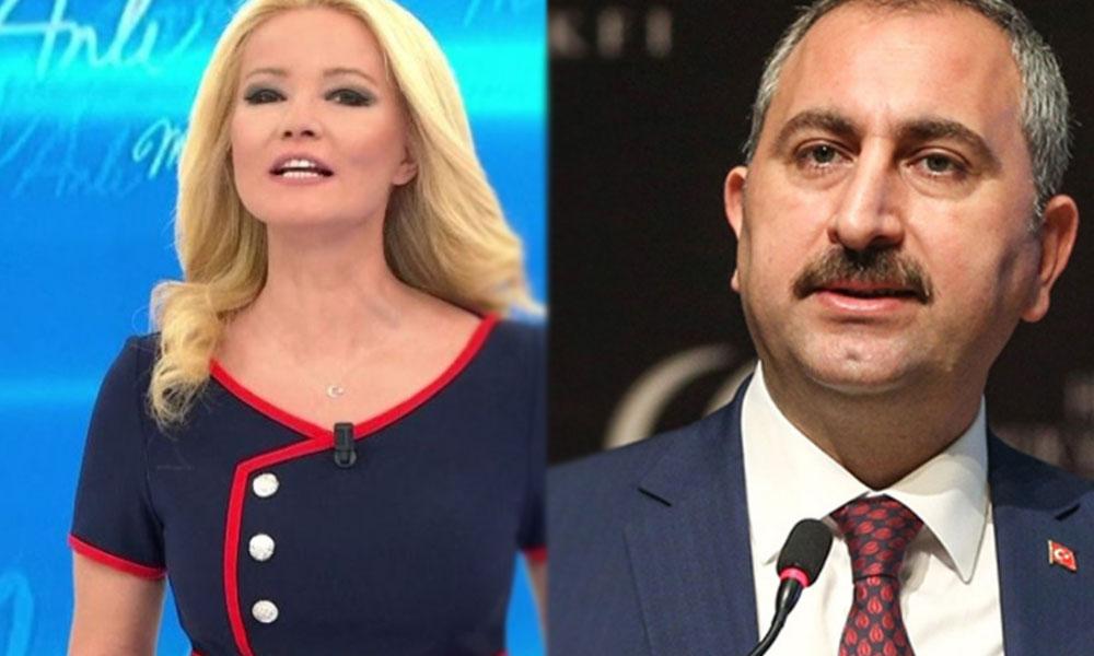'Savcı, bir TV programcısı değildir' diyen Adalet Bakanı Gül'e Müge Anlı'dan sert yanıt