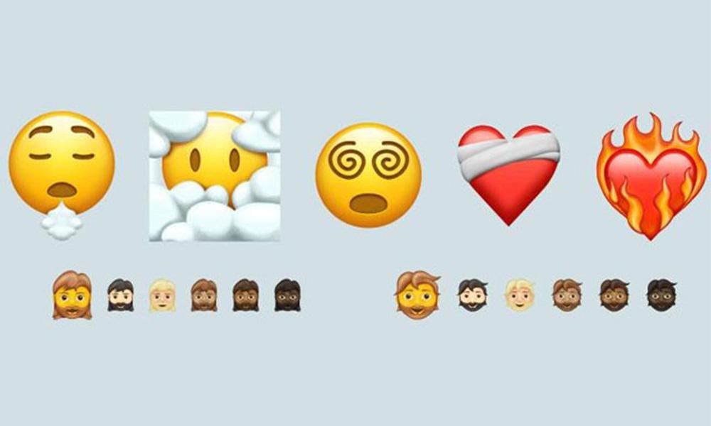 Telefon emojilerine koronavirüs ayarı!