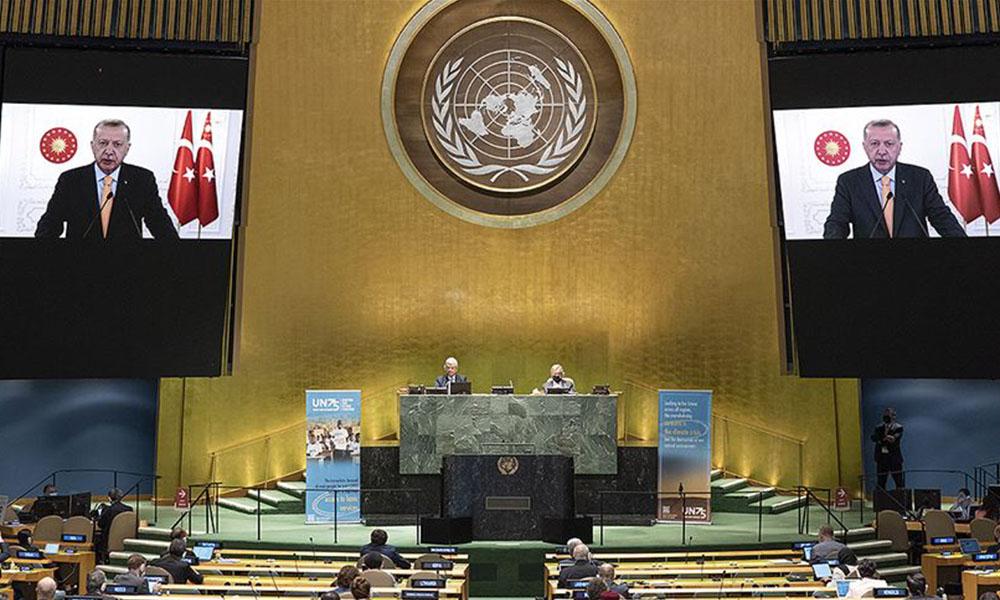 Erdoğan'ın BM'de yaptığı konuşma Hindistan'ı ayağa kaldırdı!