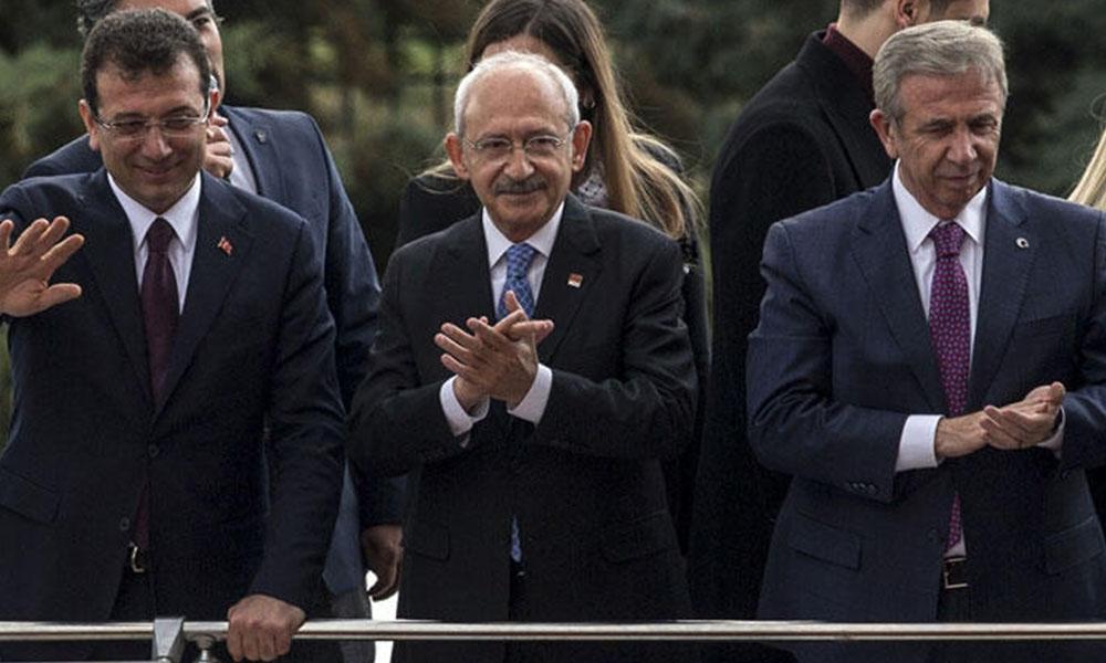 Kılıçdaroğlu'ndan Yavaş ve İmamoğlu'nun cumhurbaşkanlığı adaylığı sorusuna flaş yanıt!