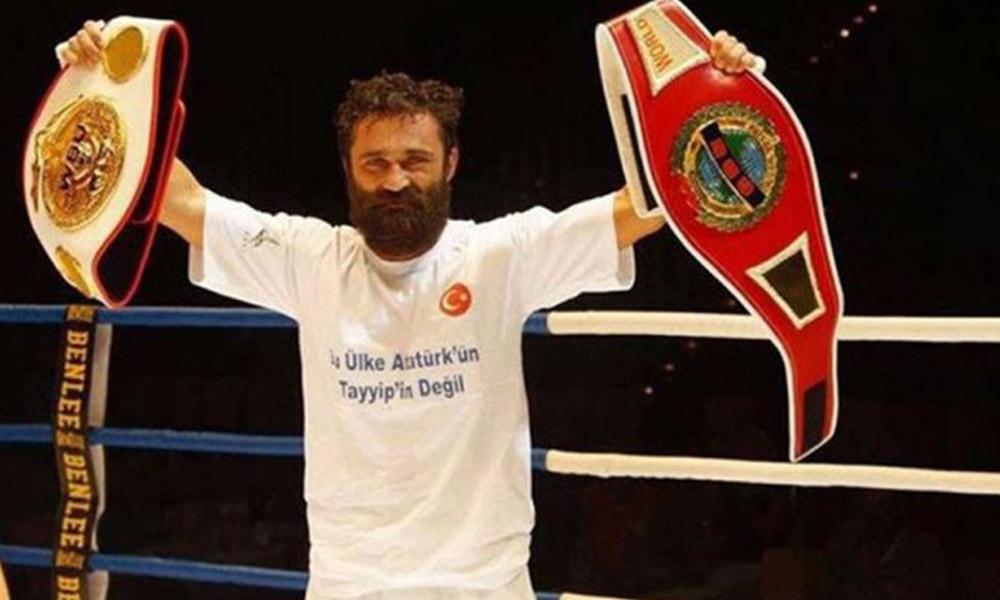 Diyanet'i eleştiren Türk boksör Ünsal Arık ölüm tehlikesi atlattı!