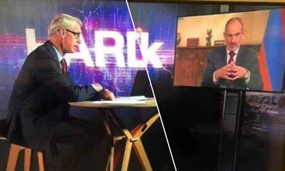 BBC sunucusunun sözleri karşısında Ermenistan Başbakanı Paşinyan'ın zor anları!