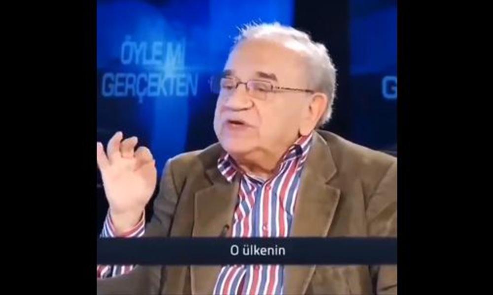 Osman Altuğ hoca çok güzel anlatmış: Tıpkı Berat'a anlatır gibi!