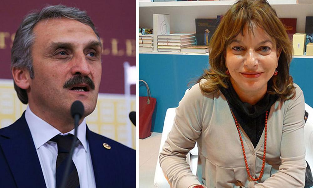 AKP'li Çamlı'dan Mine Kırıkkanat'a ağır hakaret!