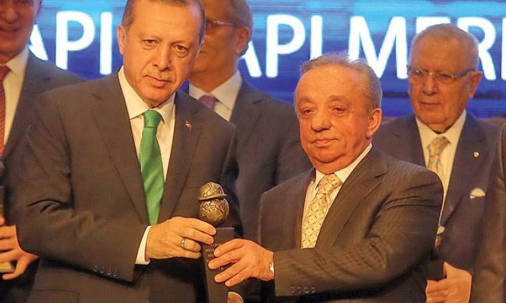 AKP'nin gözdesi Cengiz İnşaat'a 953 milyon TL'lik ihale!