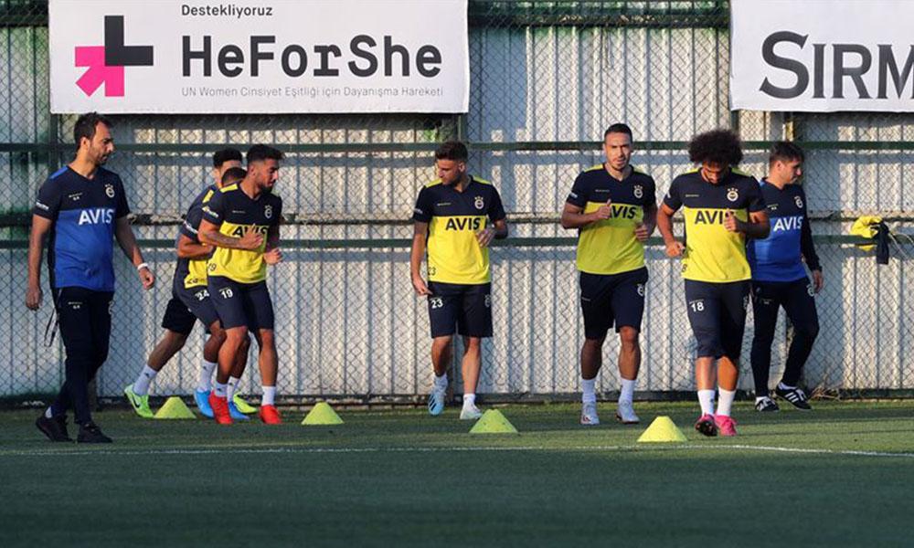 Fenerbahçe'de yıldız futbolcunun sözleşmesi feshedildi