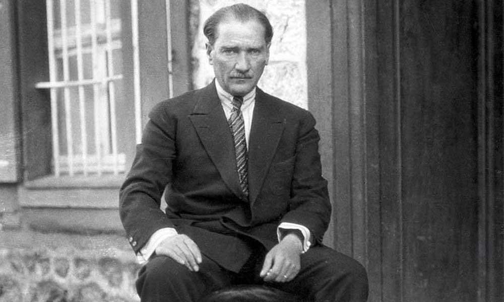 Atatürk'ün, Fransızca konuştuğu görüntüler gündem oldu