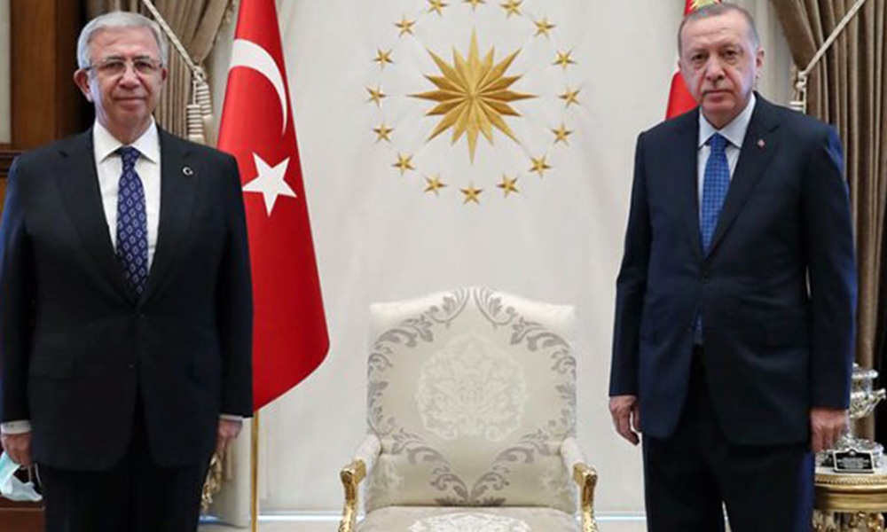 Mansur Yavaş ve Erdoğan arasındaki kritik görüşme bitti! İşte ilk açıklama
