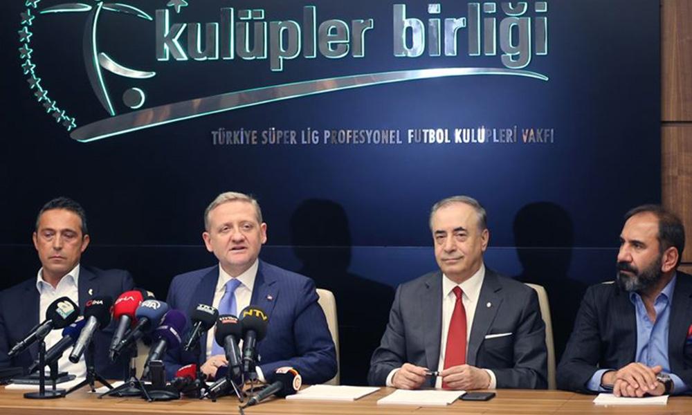 Süper Lig ekipleri ve Bankalar Birliği yapılandırma için anlaşmaya vardı! İşte detaylar…