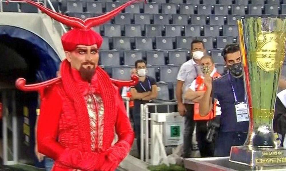 AKP'li Külünk'ten Fenerbahçe'ye: Şeytana bu kadar yakınlaşmak hayra alamet değil
