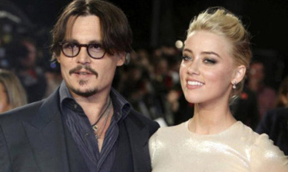 Amber Heard'den, Johnny Depp'e 100 milyon dolarlık dava!