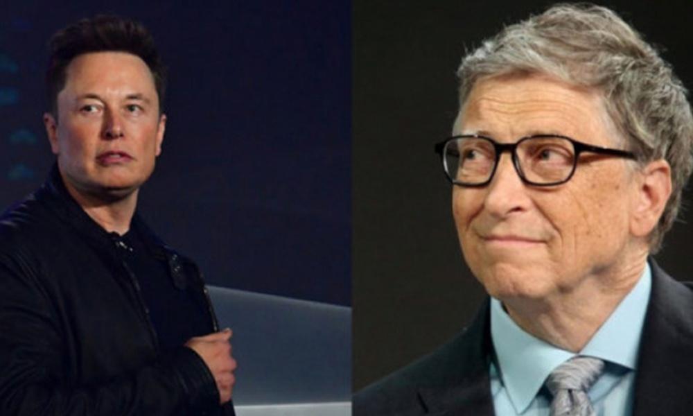 Elon Musk'tan Bill Gates'i kızdıracak gönderme