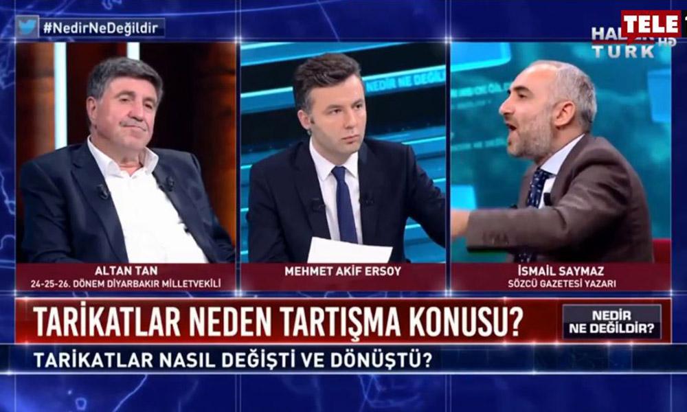 İsmail Saymaz'dan Atatürk düşmanlarına tokat gibi cevap!