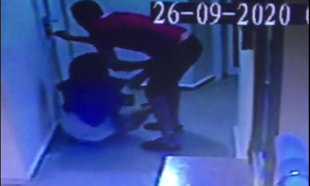 Otelde cinsel saldırı! Evli kadını takip edip, zorla kucağında odasına çıkardı