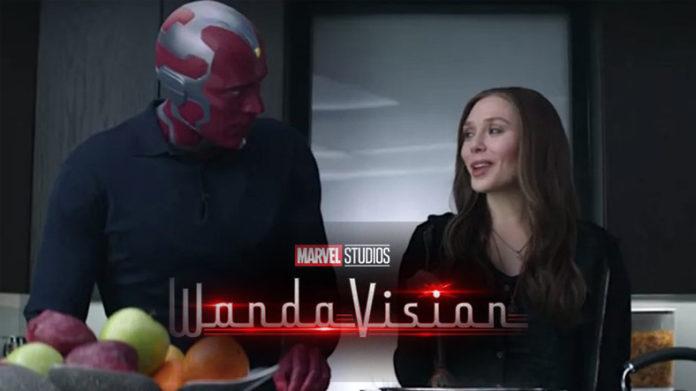 WandaVision dizisi Aralık'ta yayınlanacak