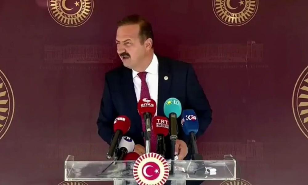 İyi Partili Ağıralioğlu: Yunanistan'ın silah için hesapladığı parayı biz Telekom'da dolandırıldık
