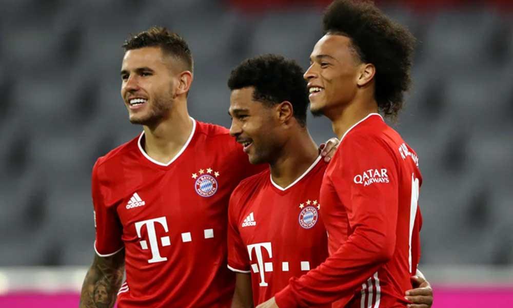Bayern Münih hız kesmiyor: Schalke 04'e tarihi fark!