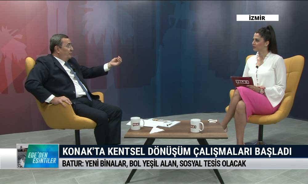 Konak Belediye Başkanı Abdül Batur: Belediyelere ek bütçe aktarılmalı