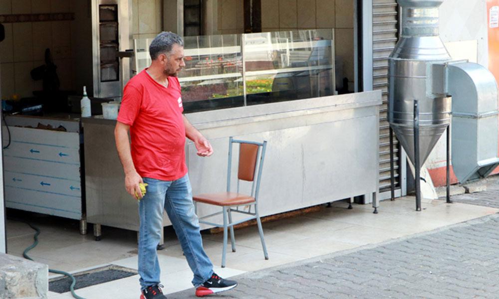 Adana'da sıradan bir gün: 'Mayonez ister misiniz' diyen dönerciyi silahla bastı