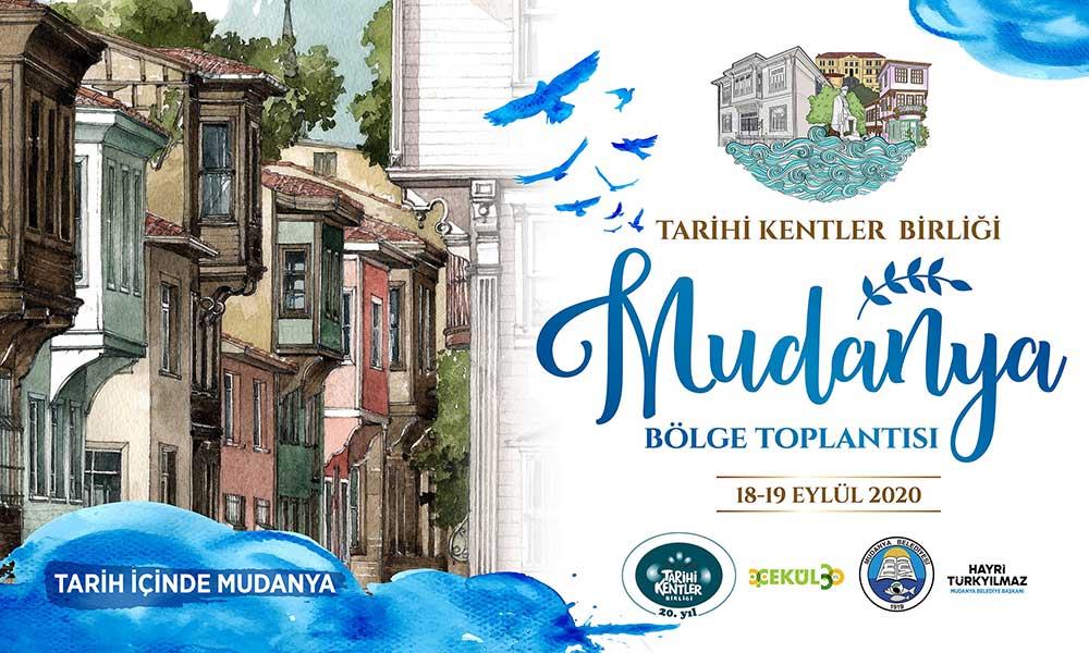 Tarihi kentler Mudanya'da buluşuyor