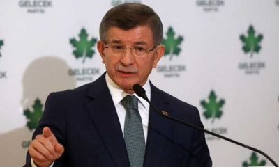 Davutoğlu'ndan Özdağ'a saldırı açıklaması: Sorumlu kişi Cumhurbaşkanı Erdoğan'dır