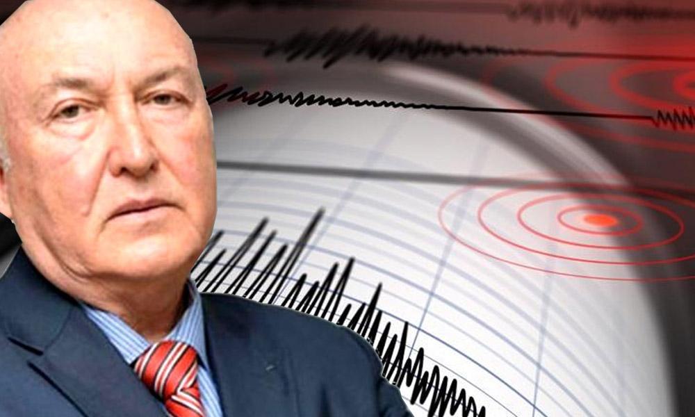 Prof. Dr. Ahmet Ercan'dan deprem sonrası korkutan açıklama