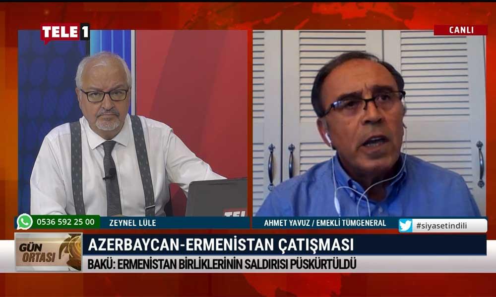 Emekli Tümgeneral Ahmet Yavuz: Türkiye dolaylı olarak savaşın içinde
