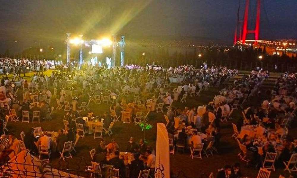 Oğlunun düğününe 1500 davetli çağıran AKP'li vekilin cezası belli oldu!